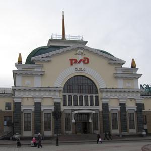 Железнодорожные вокзалы Кирса